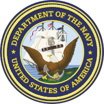 US Department of the Navy Seal