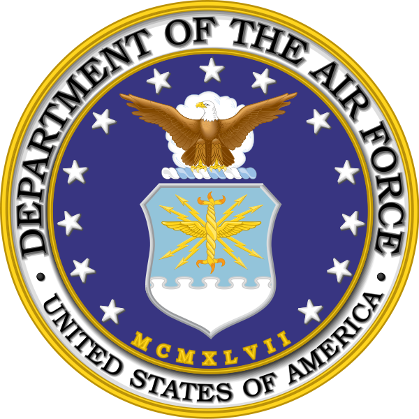 US Department of the Air Force Seal